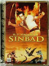 Dvd Il 7° Viaggio di Sinbad - ed. Super jewel box Ray Harryhausen 1958 Usato
