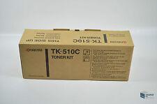 Kyocera Mita TK-510C Original Toner für Ecosys C5020, C5030, NEU