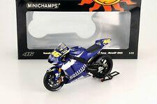 Yamaha YZR-M1 Valentino Rossi 2005 Minichamps 1/12 World Champion