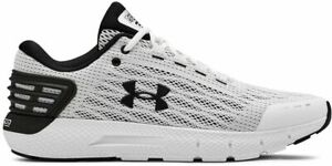 Under Armour Men's Charged Rogue Running Shoes WHITE SZ 8