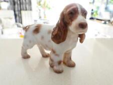 Bing & Grondahl Porcelain Springer Spaniel Dog - Made in Denmark