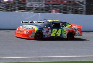 JEFF GORDON - NASCAR- DAYTONA- 1999  - Original 35mm Color Slide