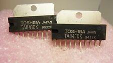 TA8410K / IC / SIP  / 2 PIECES (QZTY)