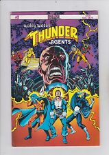 Deluxe Comics! Wally Wood's T.H.U.N.D.E.R. Agents! Issue 2!