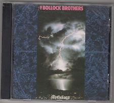 THE BOLLOCK BROTHERS - mythology CD