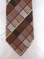 Schmale Krawatte von DOLCE & GABBANA D&G, 100% Seide, Made in Italy, Luxus