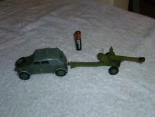 Dinky Cast Iron Diecast Tanks & Military Vehicles