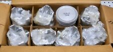 P1546 030 Cast Piston Set of 8 NOS for Chevy Bel Air K5 Blazer C10 & more +.030""