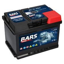 Autobatterie BARS 12V 60Ah Starterbatterie WARTUNGSFREI TOP ANGEBOT NEU