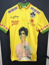 jersey Giro d'italia women 1996 Fanini Colnago maglia sz S
