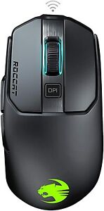 Roccat Kain 200 AIMO RGB 16000 DPI  Wireless 2.4GHz Optical Desktop Gaming Mouse
