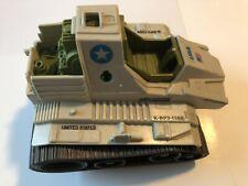 Vintage 1986 Hasbro Gi Joe Sgt. Slaughter Triple T Tank