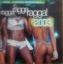 1 x 12'' Ragga Ragga Ragga 2003 (GREENSLEEVES)