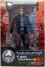 "T-800 GUARDIAN POPS Terminator Genisys 7"" inch Action Figure Series 2 Neca 2015"