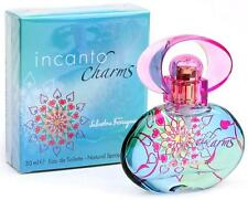 Incanto Charms  By Salvatore Ferragamo 1.0 Oz Edt Spray for Women 1 Oz  Sealed
