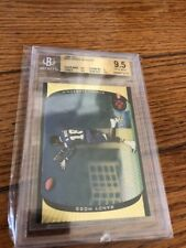 1998 UD3 Randy Moss RC Beckett Graded BGS 9.5 GEM MINT ROOKIE