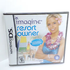 Imagine Resort Owner ~ Nintendo DS Game (2010)