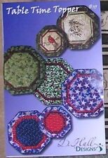 """""""Table Time Topper"""" Kit by D. Hall Designs"""