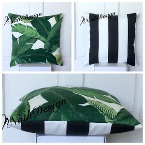 Tommy Bahama Indoor/ Outdoor Tropical Palm 45cm Cushion Cover