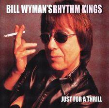 BILL WYMAN (ex Rolling Stones) - Just For A Thrill - Digipack - CD - NEU/OVP