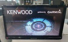 KENWOOD EXCELON DNN991HD DOUBLE DIN BLUETOOTH WIFI CD DVD GARMIN NAVIGATION