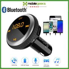 KFZ Freisprechanlage Auto Bluetooth FM Transmitter MP3 Musik Player Car USB SD