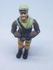 Gi Joe Tiger Force Frostbite Vintage 80'S Action Figure Nice