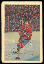 1952 53 PARKHURST #2 BILLY REAY VG Montreal Canadiens Chicago Blackhawks Coach