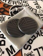 OLD GLORY!  (blackened) Hand Made Custom Copper Golf Ball Marker!