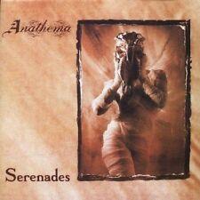 Anathema - Serenades, 1993 (UK), CD