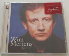 WIM MERTENS BEST OF CD ALBUM OTTIMO SPED GRATIS SU + ACQUISTI
