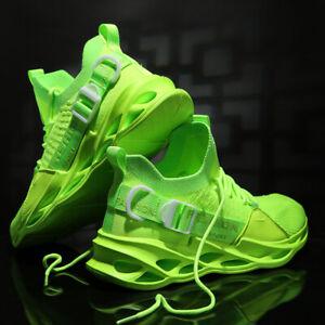 Sneakers Chaussures Baskets Homme Tendance Tennis Sport Tissu Running Pas Cher
