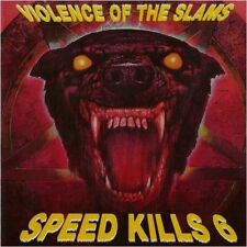 V/A-Speed Kills 6-violenza simulata of the slams CD