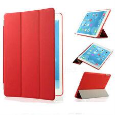 Ultra Slim Leather Folding Magnetic Cases Ipad Air/123/Pro 9.7/10.5/New Mini Lot
