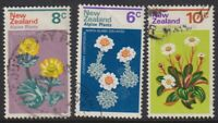 New Zealand -  Alpine Plants 1972