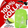 Golla Universal Compact Digital Camera Case Bag+Strap Lime for Fuji Sony Samsung