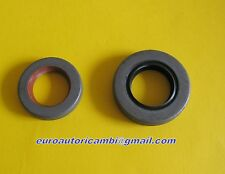 FIAT 124 COUPE SEDAN SPIDER STEERING BOX OIL SEAL SET