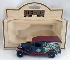 LLEDO DAYS GONE 1936 PACKARD VAN LEYLAND PAINTS DIECAST BOXED
