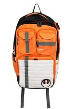 NWT Licensed Star Wars Rebel Alliance Icon Logo  Backpack Book Bag
