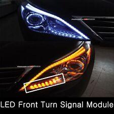 (Fit Hyundai 11-13 Azera Grandeur) exLED 2way power LED Front Turn signal module