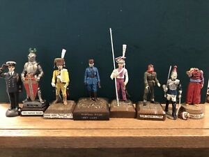 Starlux & Others: Assorted Plastic Figures. 54-70mm Scale Post War