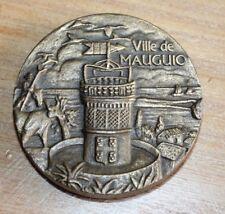 médaille bronze  ville de mauguio  les cabanes de l or 2007