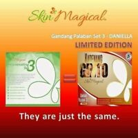 Skin Magical Set No. 3 Fades Dark Spot Skin Lightening- Original! Best Seller!!!