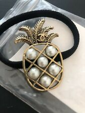 CHANEL Pineapple Hair Band Accessorie Brand New