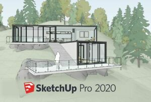 3D Modeling Software ✅ Top Logiciel 3D ✅ Sketch Up Pro 2020 For Win