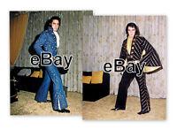 Rare 8x10 Photos of Elvis Presley Las Vegas 1972