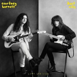 COURTNEY BARNETT & KURT VILE Lotta Sea Lice VINYL LP BRAND NEW