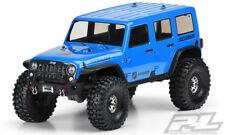 ProLine Pro-Line Jeep Wrangler Unlimited Rubicon Karo klar Traxxas TRX-4 3502-00