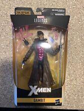 """Marvel Legends Gambit Caliban 6"""" Figure Hasbro X-Men NEW"""