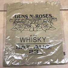 Guns N Roses Live at the Whiskey Club OFFICIAL Tote Bag Shopping Retro Rock